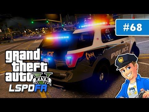 GTA 5 LSPDFR POLICE MOD Transit Police | Day 68 | GTA 5 LSPDFR Realistic Police Patrol