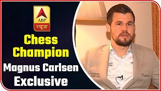 Special Talk With World Chess Champion Magnus Carlsen, Says 'Happy To Be In Kolkata' | ABP News