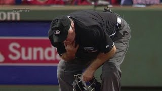 Unbelievably  Unlucky Umpires
