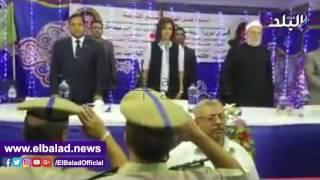 وزيرة الهجرة: غرق مركب رشيد هز مؤسسات الدولة.. فيديو وصور