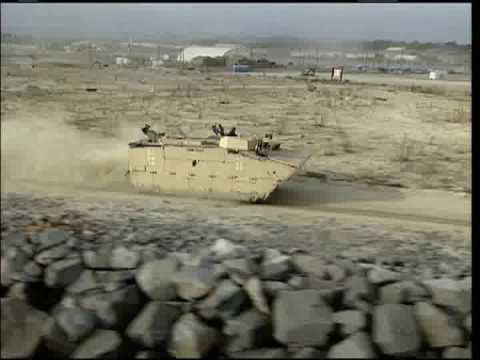 General Dynamics Land Systems - US Marine's Expeditionary Fighting Vehicle (EFV) (Cancelled) [480p]