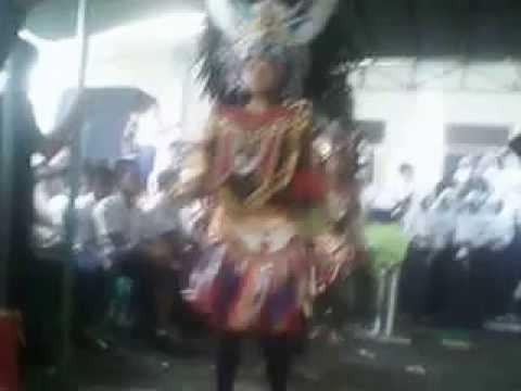Topeng Ireng MTs Walisongo Kajoran Magelang
