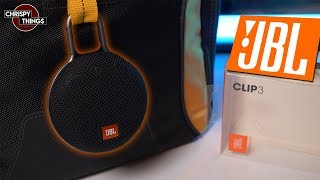 JBL Clip 3 Unboxing and Sound Test!