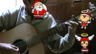 Download lagu Silent Night - Drop D - Guitar Inst.