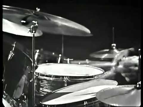 Art Blakey Max Roach Elvin Jones Sunny Murray 1968 Copenhagen