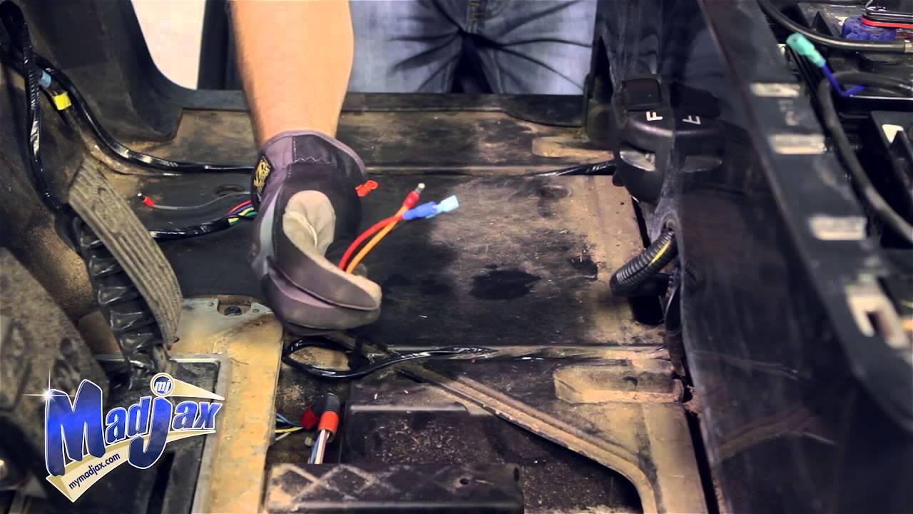 Bucket Harness for Precedent® 12V Setup | How to Install