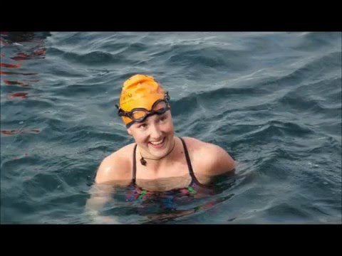 Oxford vs Cambridge - The Varsity Channel Swim 2016