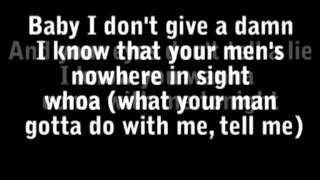 Enrique Iglesias - Push it  lyrics