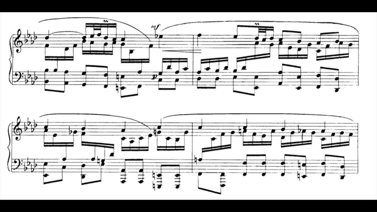 Ich ruf zu dir, Herr Jesu Christ - Piano