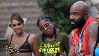 The Group Weighs in on Tiffany and Alexx's Communication Problem | Ready to Love | OWN