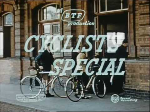 British Transport Films: Cyclists Special