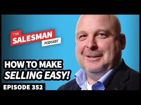 The Secret To Making B2B Sales Easy... With Richard Harris / Salesman Podcast