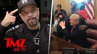 Ice-T & Coco SHADE Kim & Kanye | TMZ TV