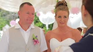 The Cyprus Wedding of Gillian and Michael, Ayia Napa