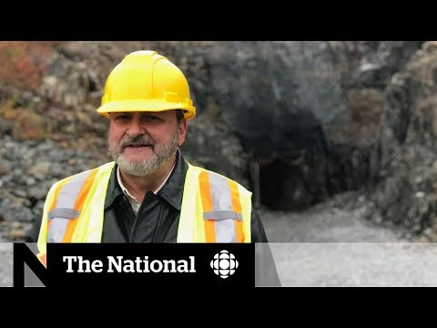 How cobalt has a small Ontario town dreaming of boom times once again