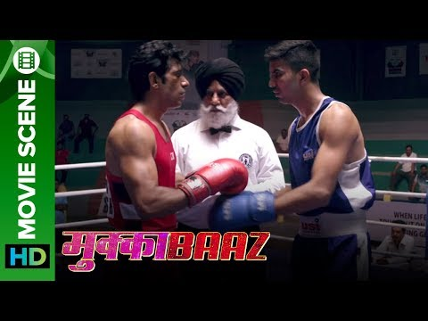Vineet the loser but the winner -Mukkabaaz