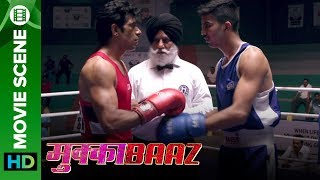 Vineet the loser but the winner -Mukkabaaz