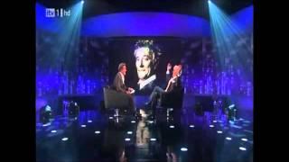Rod Stewart on Piers Morgan