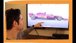 2020 F1 Cars - Ferrari SF1000 Tech Review - MP347