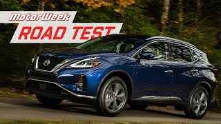 2019 Nissan Murano | MotorWeek Road Test