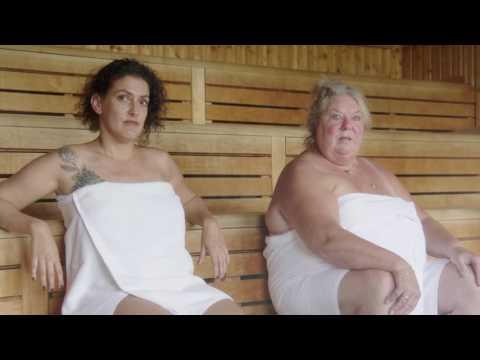 Koefnoen - Fleur en Madelon: Sauna