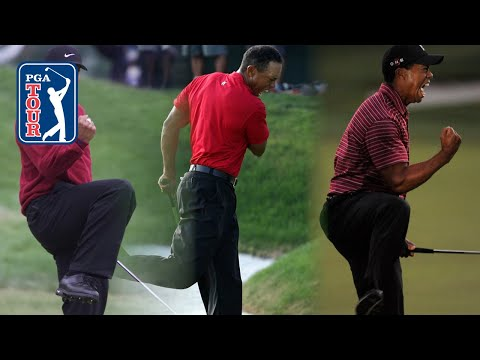Tiger Woods' best winning moments at Arnold Palmer Invitational