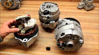 Video How to  Excite the One Wire - Self Exciting Alternator. download MP3, 3GP, MP4, WEBM, AVI, FLV Februari 2018