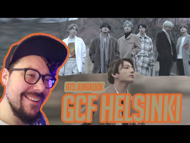 Mikey Reacts to G.C.F in Helsinki with BTS
