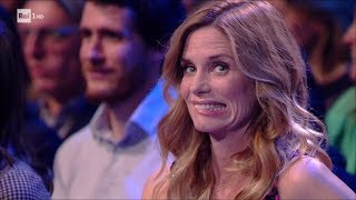 Luciana Littizzetto - Il matrimonio di Filippa e Daniele Bossari - Che tempo che fa 21/01/2018