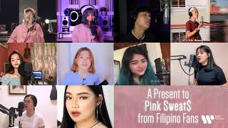 Download A present to Pink Sweat$ from FIlipino Fans 🎁 (Heaven Cover)