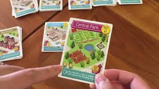 Board Game Reviews Ep #26: FLIP CITY