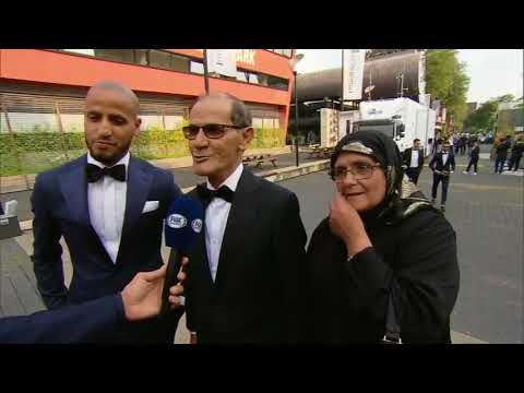"Pa en ma El Ahmadi 'heel trots' op Karim. ""Ik ben blij."""