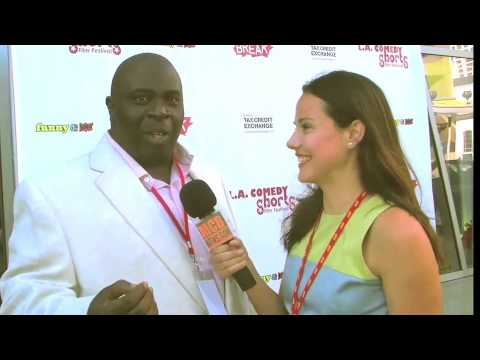 L.A. Comedy Shorts Festival, Opening day with Gary Anthony Williams