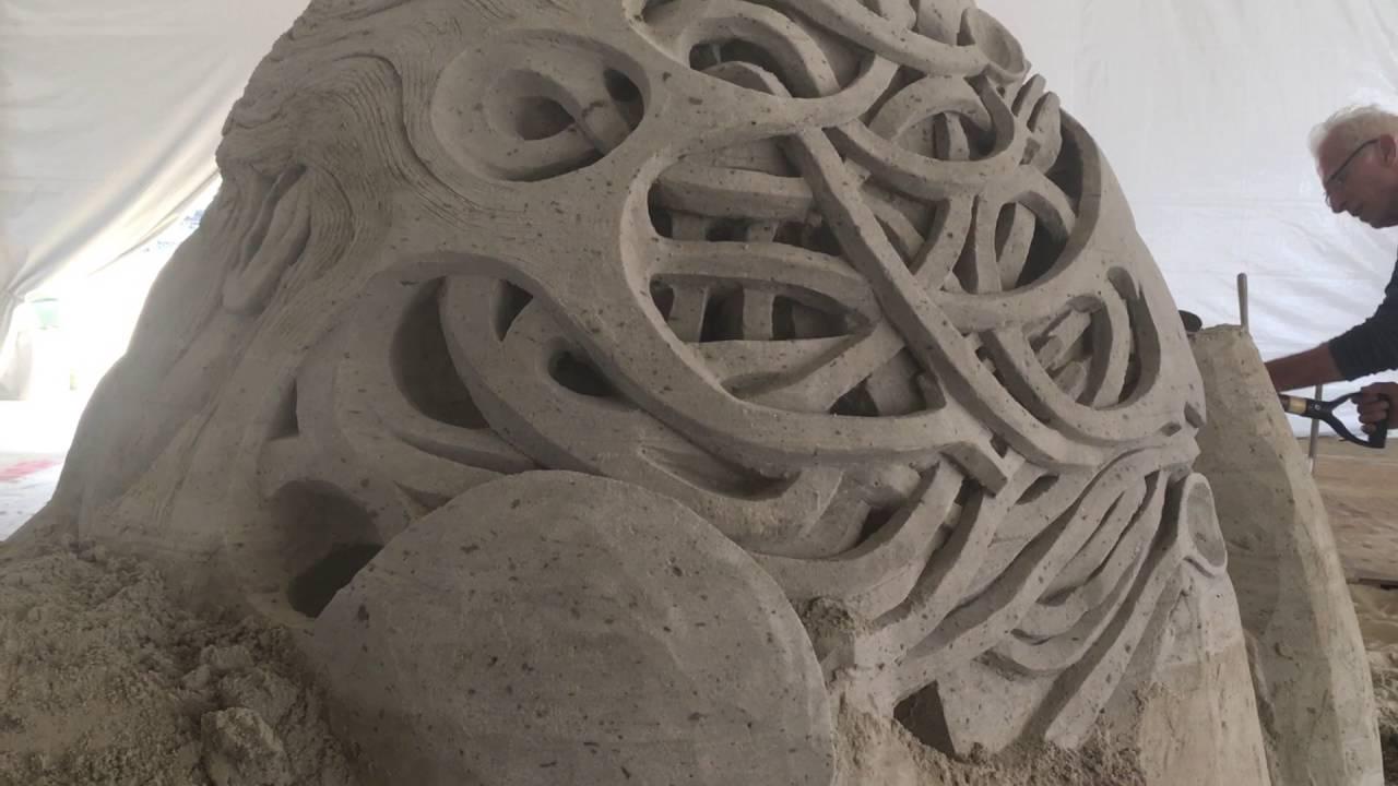 2016 Sandsculpting Championship Preview