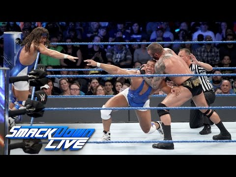 smackdown (11/29/2016) - 0 - This Week in WWE – SmackDown (11/29/2016)