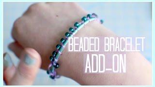 Download Video Beaded Bracelet Add-On MP3 3GP MP4