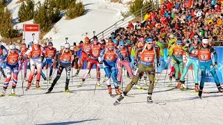 Relay Women Antholz-Anterselva / 22.01.2017