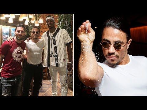 The reason why football stars are obsessed with Salt Bae - Oh My Goal