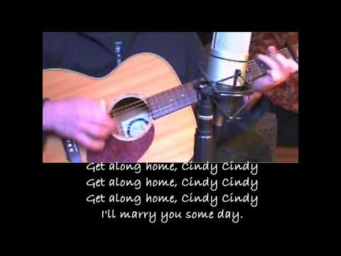 Cindy Cindy {Traditional Folk Song} - Lyrics