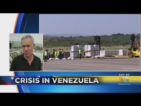 Live Report: Crisis In Venezuela