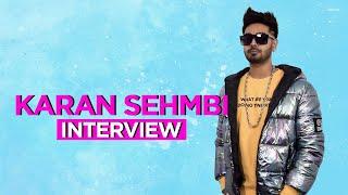 Karan Sehmbi Interview at Gaana Crossblade Music Festival | Chandigarh