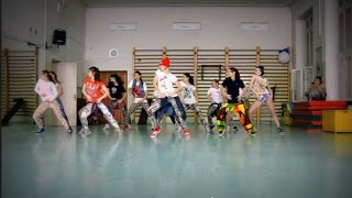 ShakeR School - Dancehall choreo 03/12/2014 SONG: Busy Signal – Come Over (Missing You)