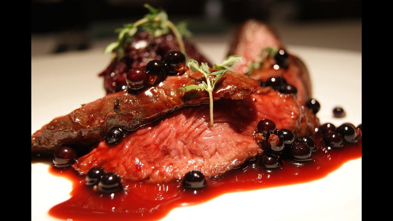 Roast Venison Shoulder Recipes | SparkRecipes
