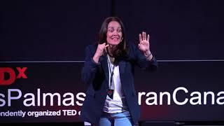 ¿Qué haces con lo que te pasa?   Susana Barroso y Virtudes Sarmiento   TEDxLasPalmasdeGranCanaria