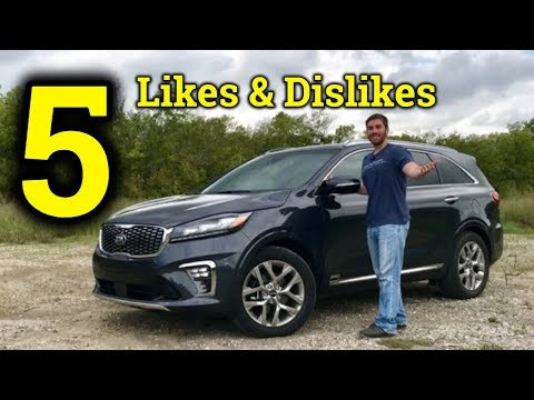 Here's What's Good and Bad About the New Sorento! | 2019 Kia Sorento