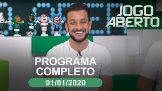 Jogo Aberto - 01/01/2020 - Programa completo