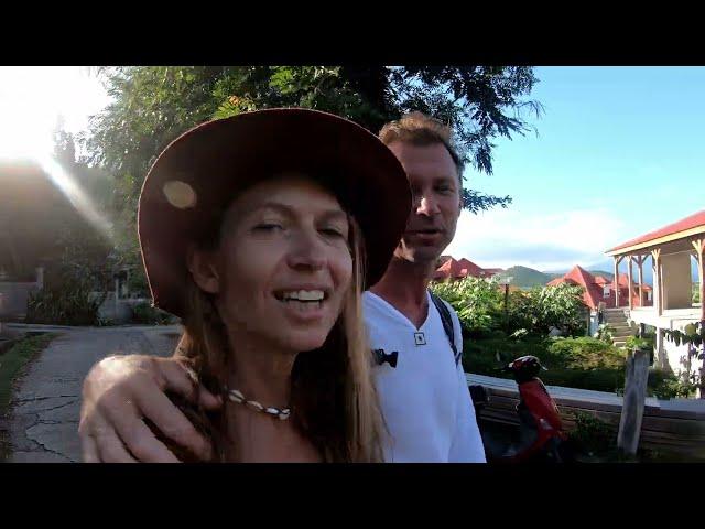 Caribbean Island to Visit - Sailing to Les Saintes