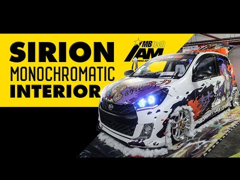 Sirion Monochromatic Interior
