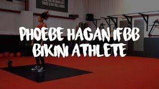 PHOEBE HAGAN IFBB BIKINI FITNESS ATHLETE (4K LUMIX GH5,GH4)