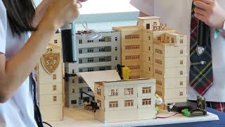 聖保祿學校 - 中學組亞軍 - 「綠色科技創意大賽2019」